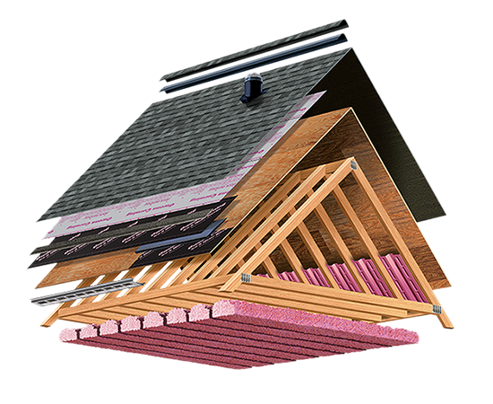 Attic Insulation & Upgrades
